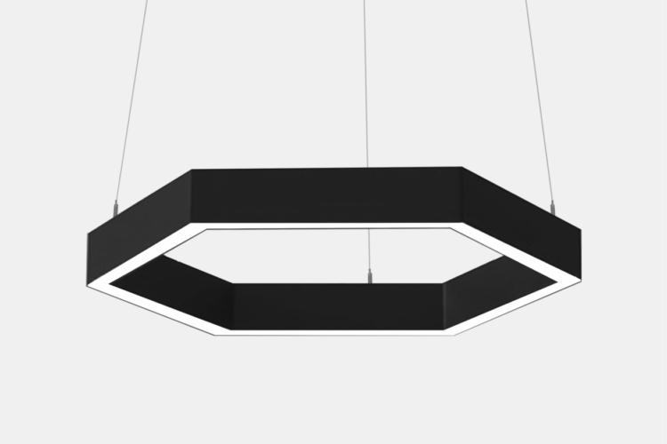 Серия Geks. Многоугольные светодиодные светильники купить в Санкт-Петербурге
