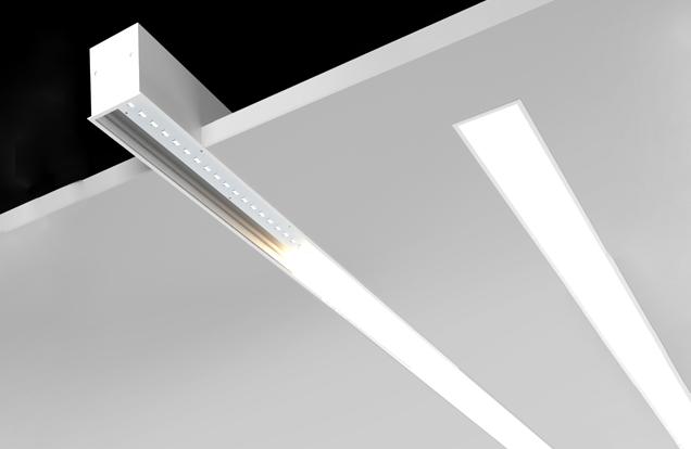 Светодиодное освещение Профильные светодиодные линейные светильники