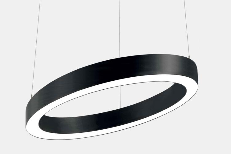Серия Lumi. Светодиодные светильники овальной формы