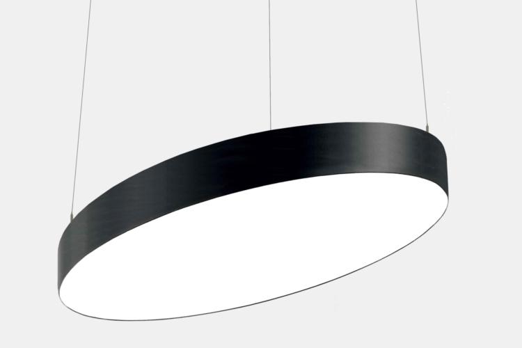 Серия Petal. Светодиодные светильники овальной формы